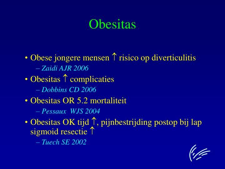 Apa Itu Obesitas