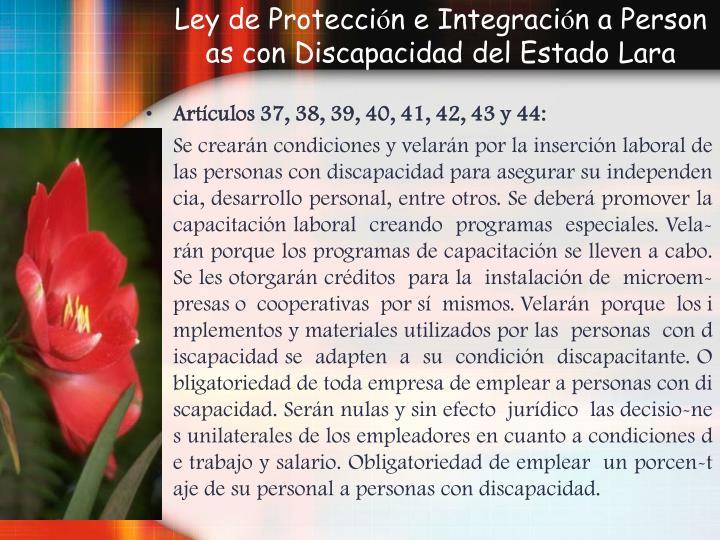 Ley de Protecci