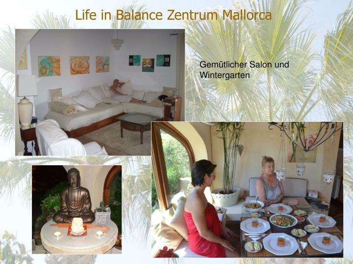 Life in Balance Zentrum Mallorca