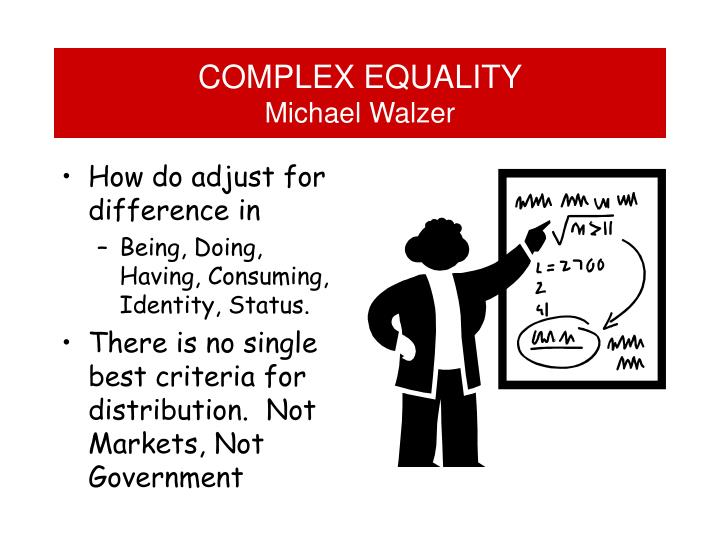 COMPLEX EQUALITY
