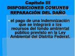 cap tulo iii disposiciones comunes reparaci n del da o5