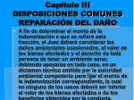cap tulo iii disposiciones comunes reparaci n del da o6