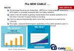 the new cable1