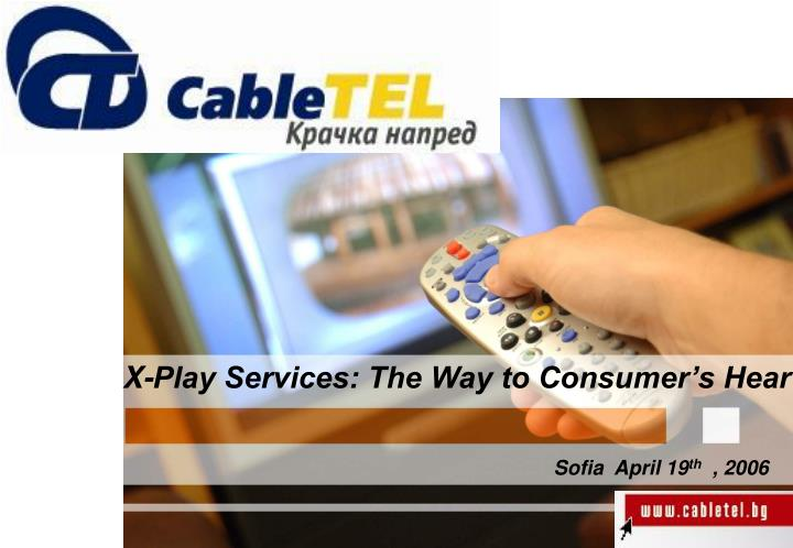 X-Play Services: The Way to Consumer's Heart