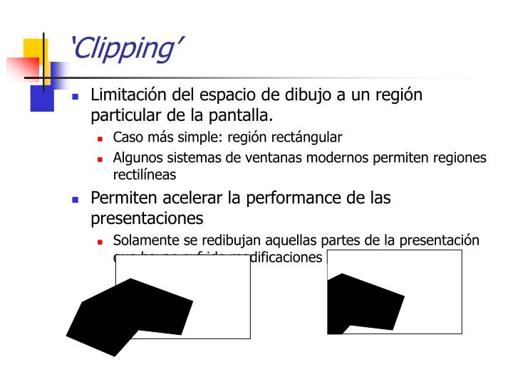 'Clipping'