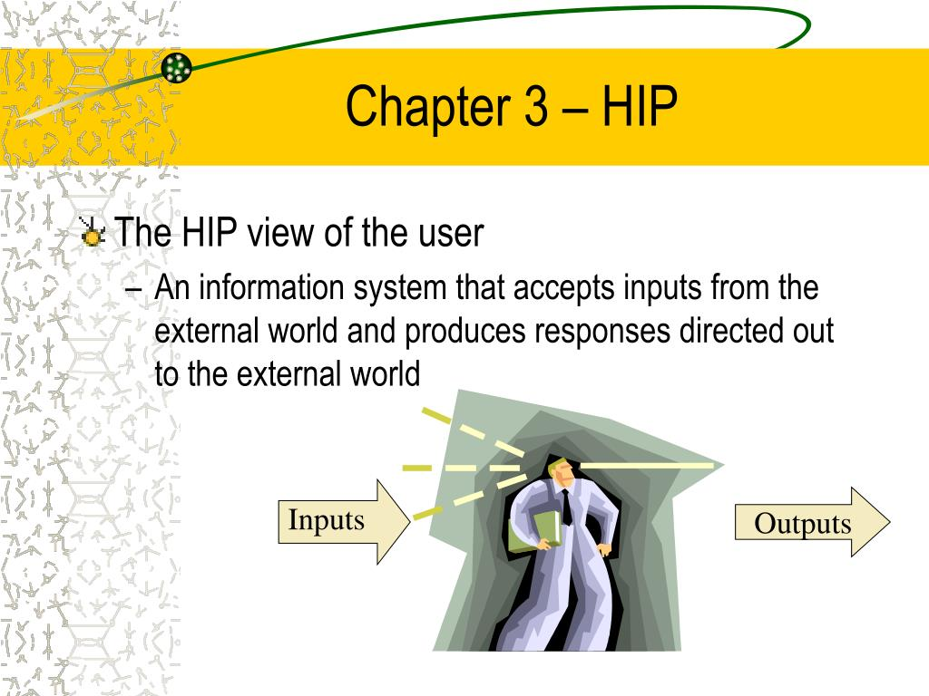 Chapter 3 – HIP