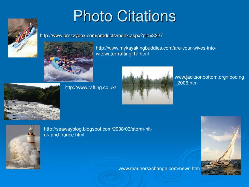 Photo Citations
