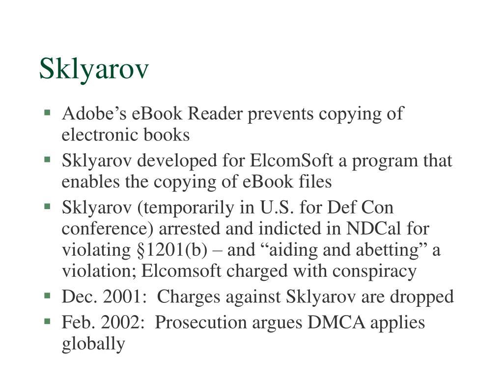 Sklyarov