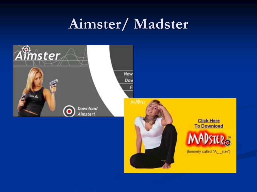 Aimster/ Madster