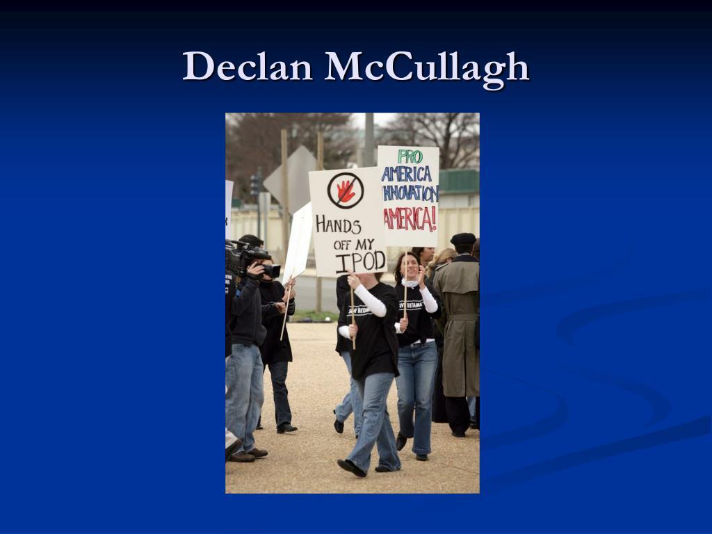 Declan McCullagh