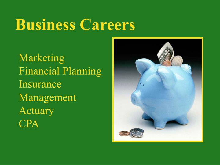 Business Careers
