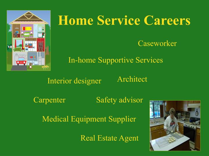 Home Service Careers