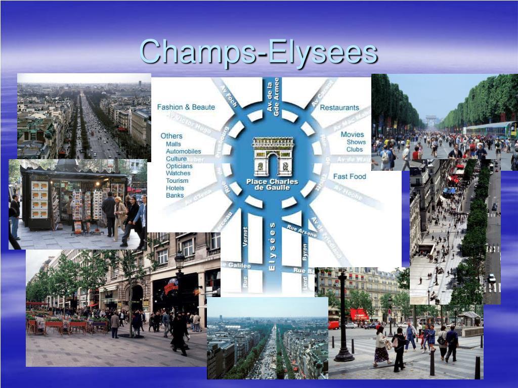 Champs-Elysees