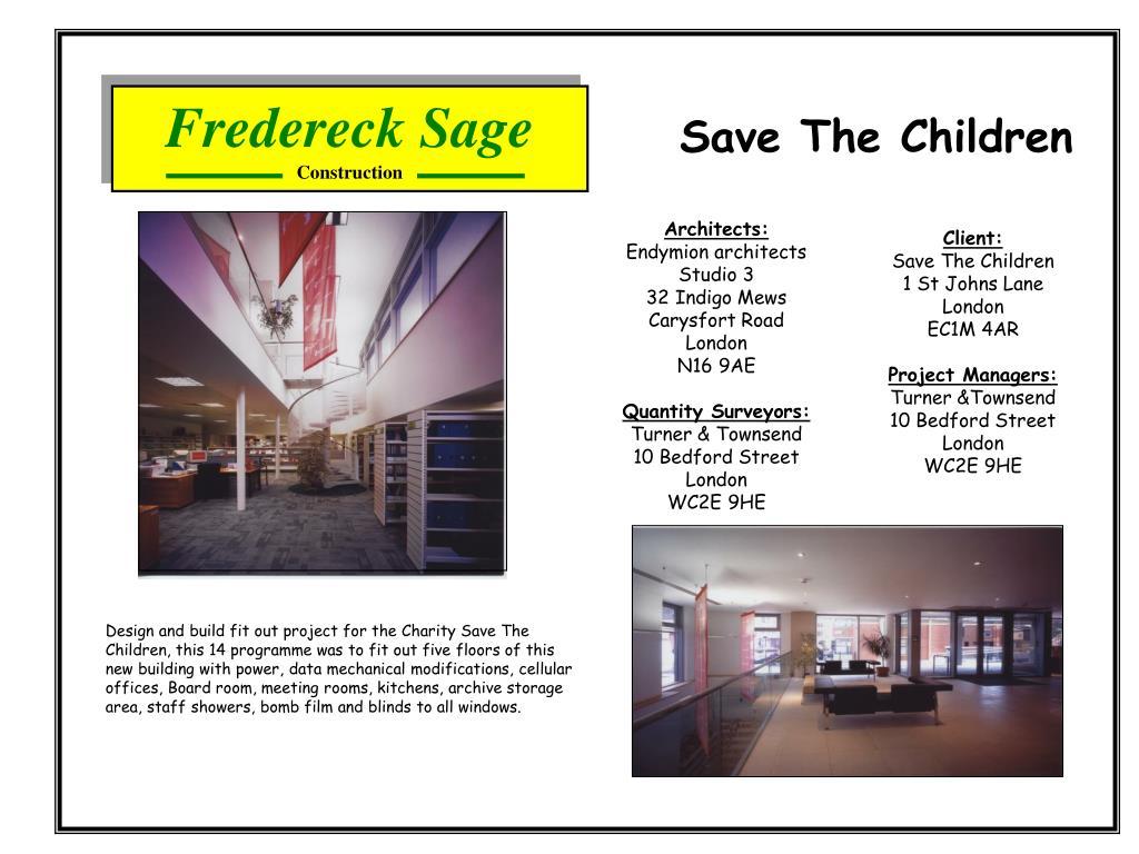 Fredereck Sage