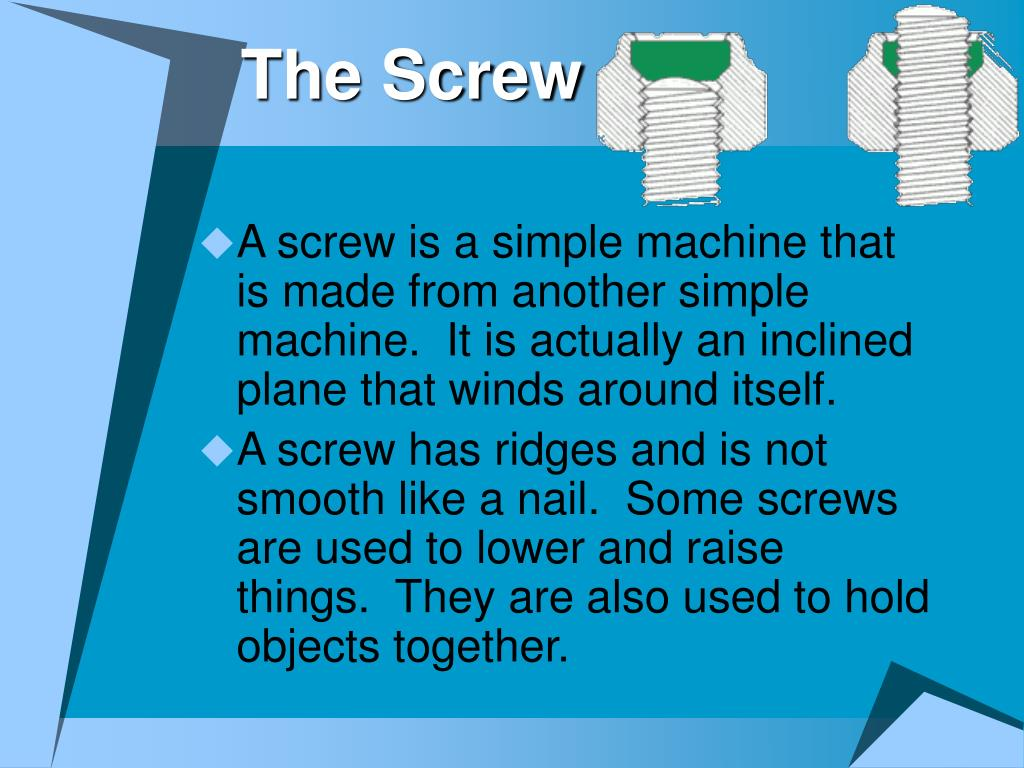 The Screw