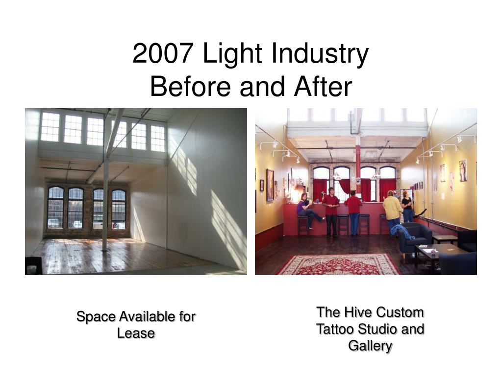 2007 Light Industry