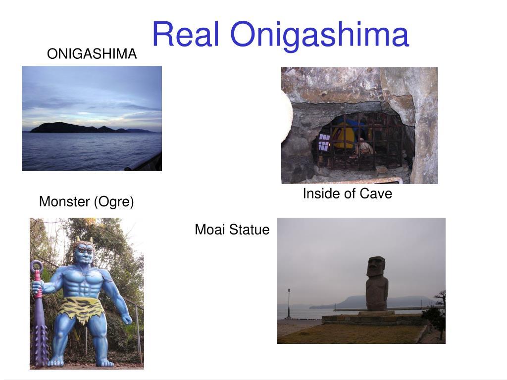Real Onigashima