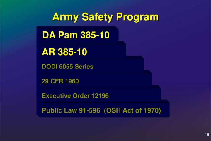 AR 385-10