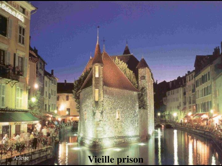 Vieille prison