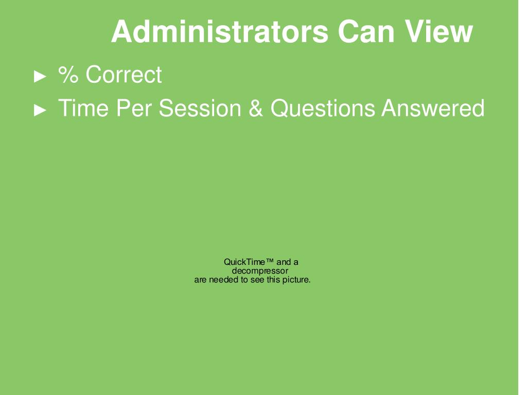 Administrators Can View