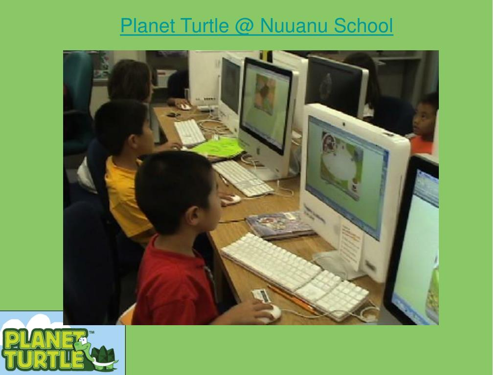 Planet Turtle @ Nuuanu School