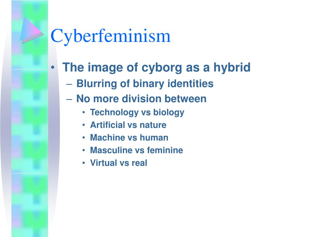 Cyberfeminism
