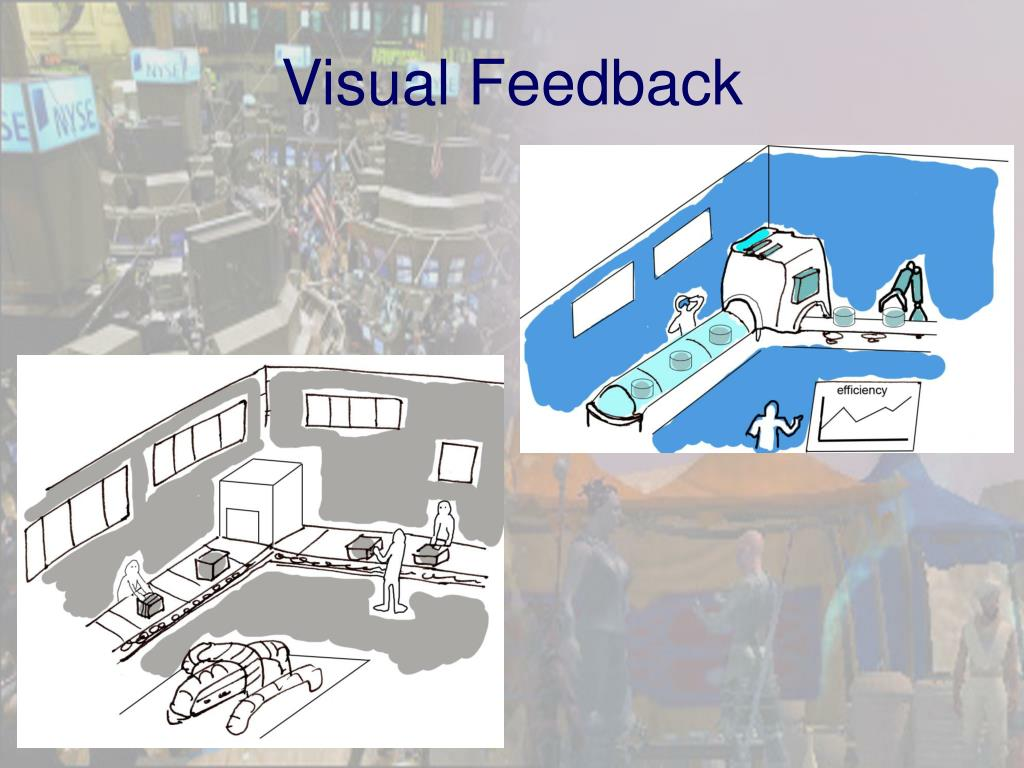 Visual Feedback