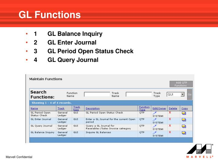 GL Functions