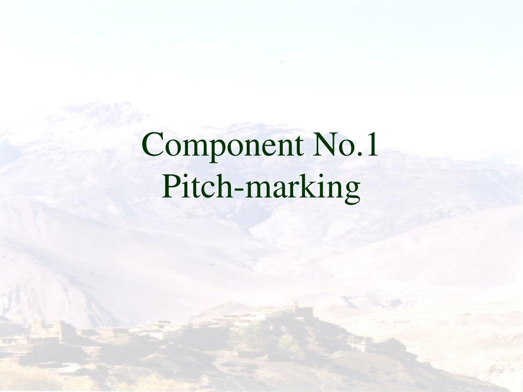 Component No.1