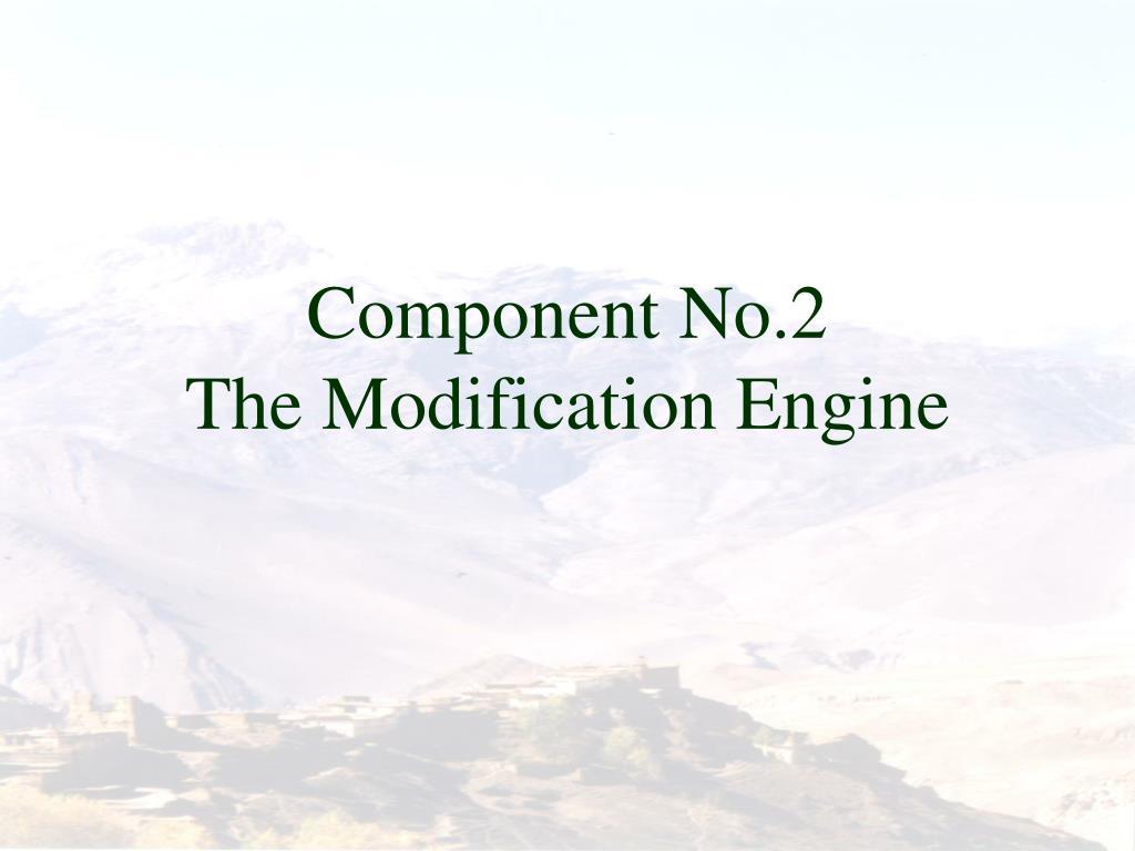 Component No.2