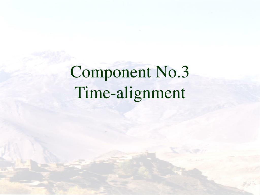 Component No.3
