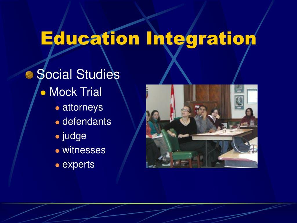 Education Integration