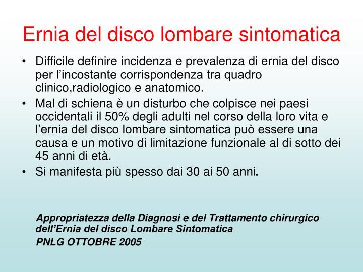 Osteochondrosis di cervicali o reparto di petto