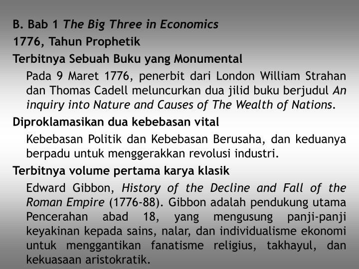 B. Bab 1