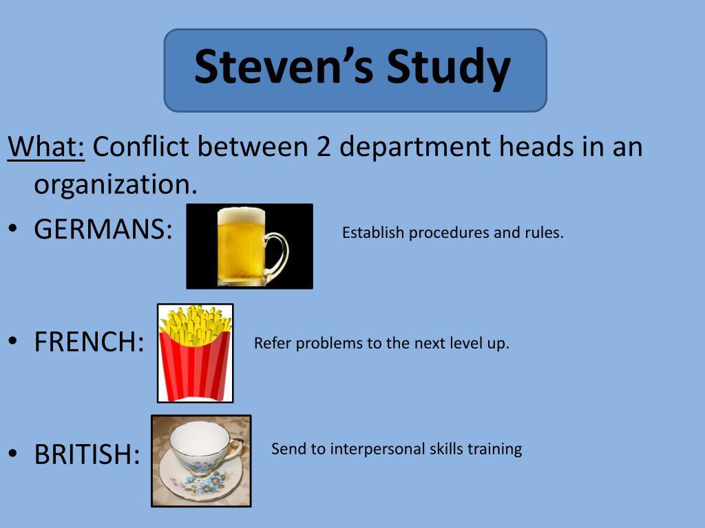 Steven's Study