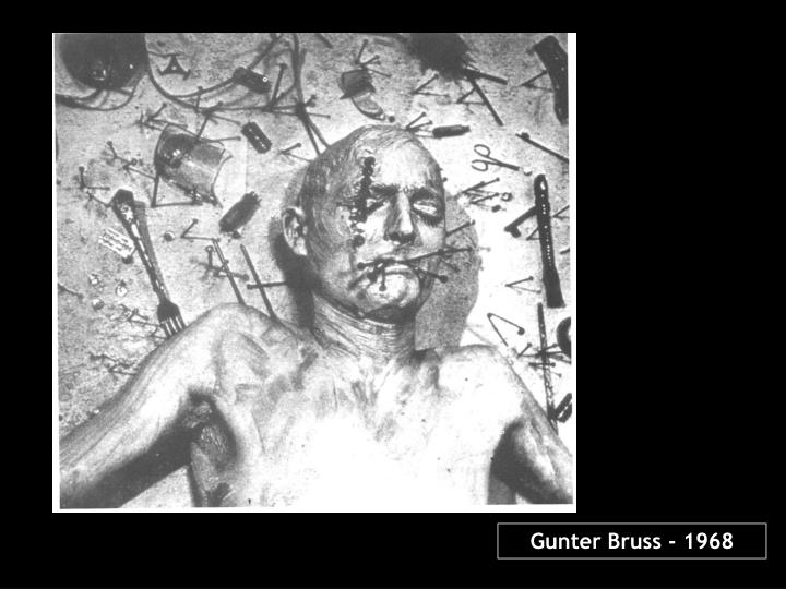 Gunter Bruss - 1968