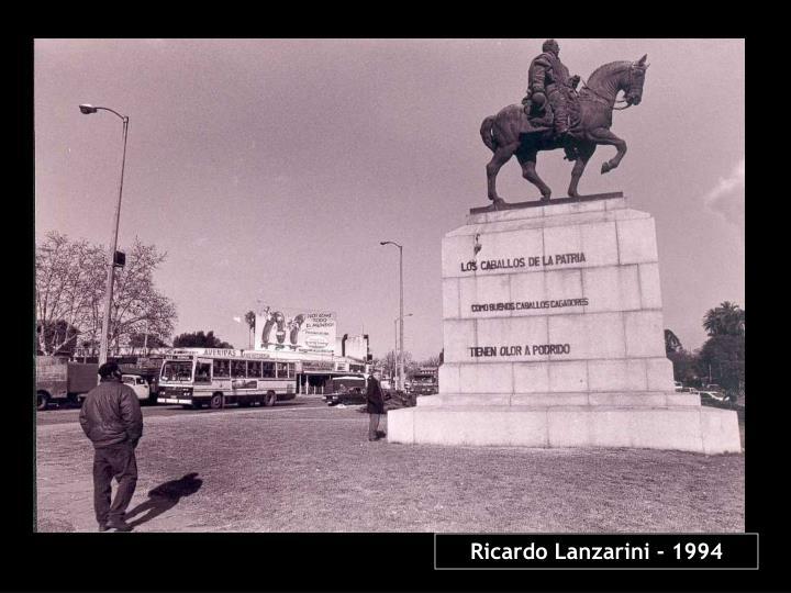 Ricardo Lanzarini - 1994