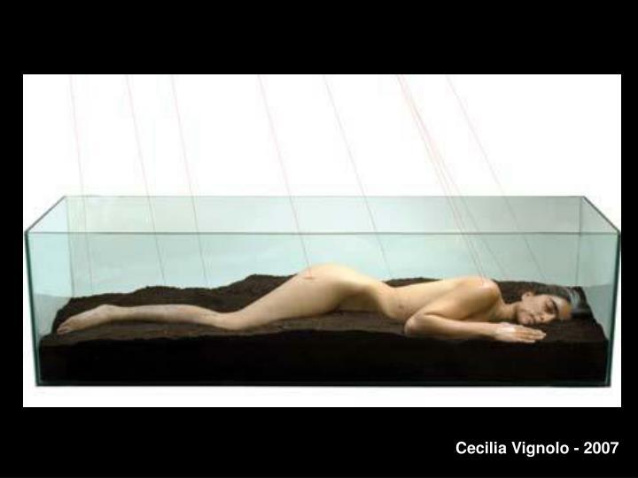 Cecilia Vignolo - 2007