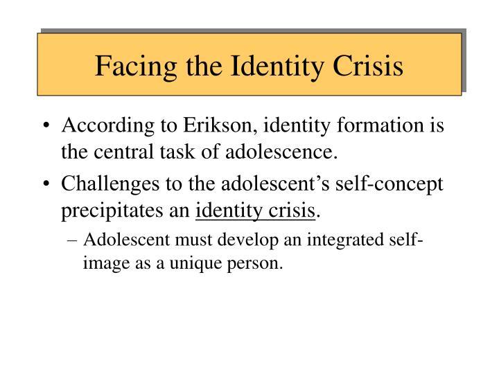 Facing the Identity Crisis