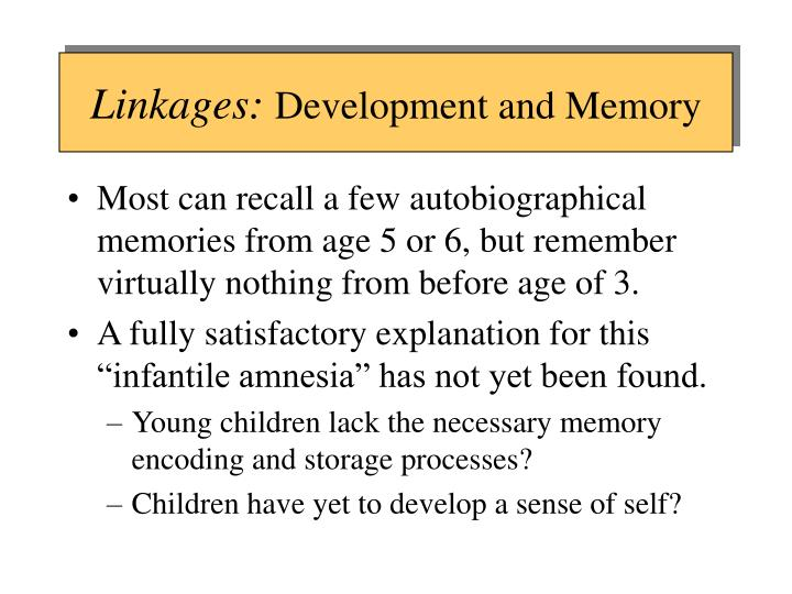 Linkages: