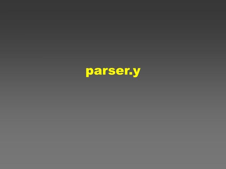 parser.y