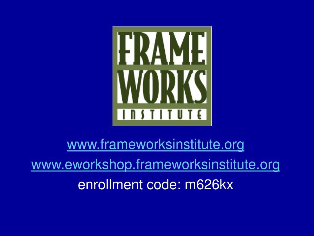 www.frameworksinstitute.org