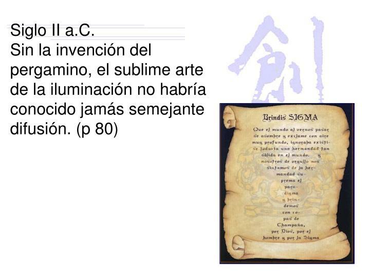 Siglo II a.C.