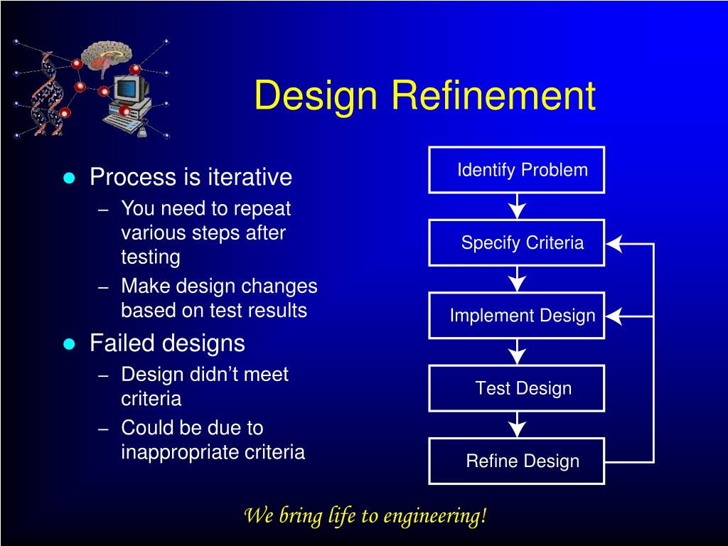 Design Refinement