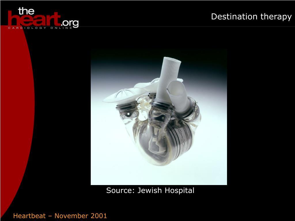 Source: Jewish Hospital