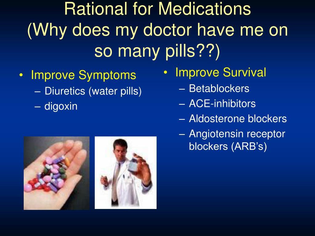 Improve Symptoms