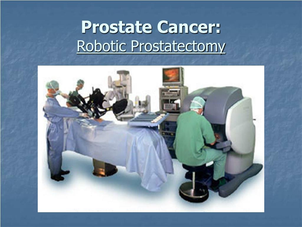 Prostate Cancer:
