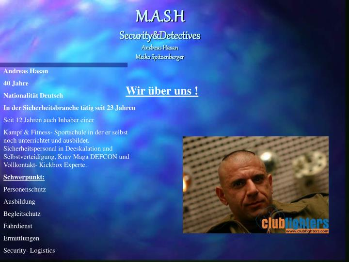 M a s h security detectives andreas hasan meiko spitzenberger1