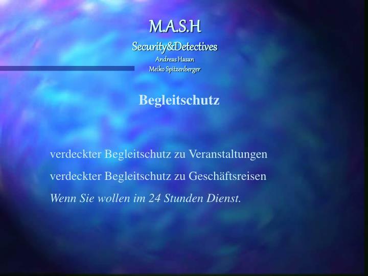 M.A.S.H