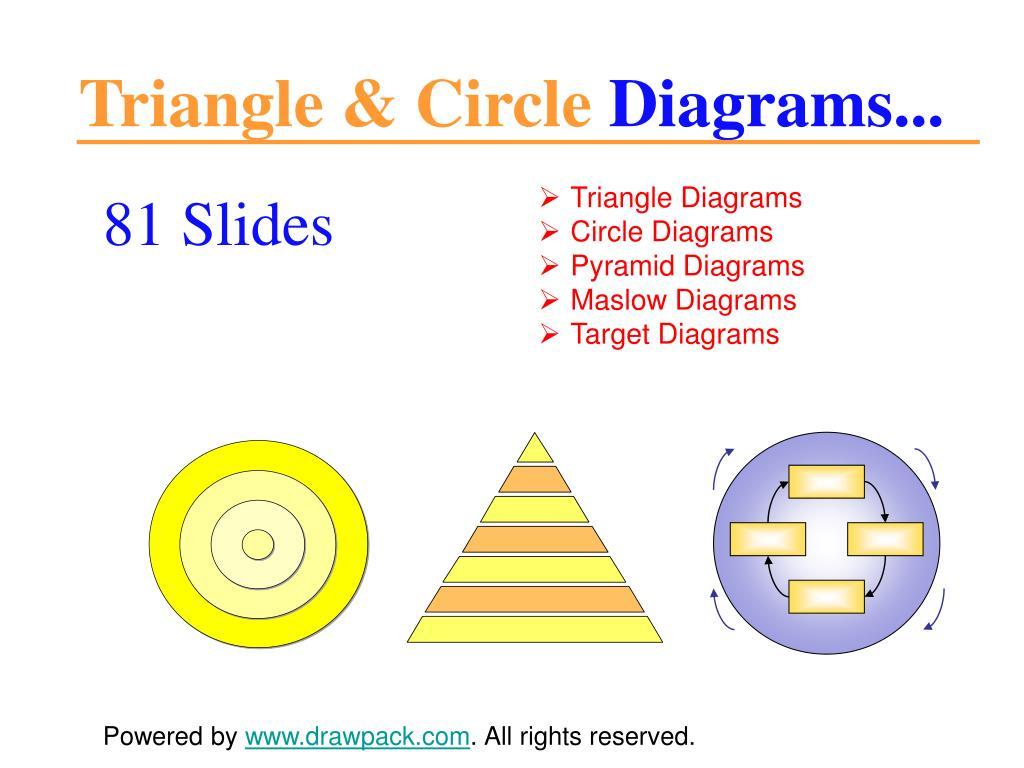 Triangle & Circle